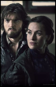 Athos & Milady (BBC Musketeers)