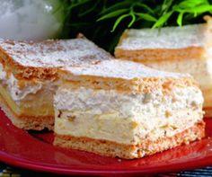10 békebeli cukrászsütemény, amit a mai napig imádunk! Hungarian Recipes, Hungarian Food, European Cuisine, Sandwiches, Food And Drink, Eat, Cakes, Pastries Recipes, Caramel