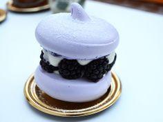 Blueberry-Blackberry Pavlova: Dominique Ansel Bakery