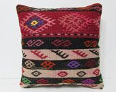"""indie fabric 18""""wool rug furniture pillow patio cushion designer throw pillow decorative pillow set country decoration vintage cushion 24923"""