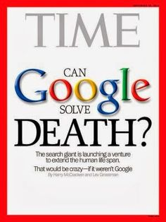How CEO Larry Page has transformed the search giant into a factory for moonshots. Our exclusive look at his boldest bet yet — to extend human life Aubrey De Grey, Immortelle, Testament, Larry Page, Life Extension, Time Magazine, Magazine Covers, Cool Websites, Apocalypse