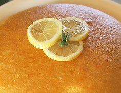 Κέικ με γιαούρτι σιροπιαστό Grapefruit, Lime, Orange, Food, Breakfast, Kitchens, Morning Coffee, Lima, Meal
