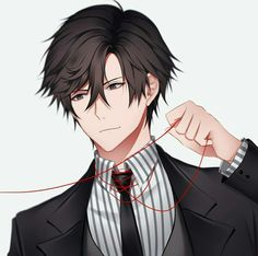 Find images and videos about boy, anime and mystic messenger on We Heart It - the app to get lost in what you love. Jumin Han Mystic Messenger, Mystic Messenger Characters, Jumin Han Daddy, Anime Manga, Anime Art, Jumin X Mc, Cat Brain, Cat Stands, Handsome Anime Guys