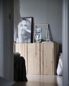 Ikea 'Ivar' cabinets @annakubel