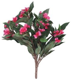 Artificial Impatiens Potted Bush by Miles Kimball Miles Kimball http://www.amazon.com/dp/B007FCLOYC/ref=cm_sw_r_pi_dp_dssaub1ARY7Q5