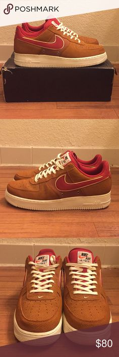 separation shoes 29b19 addf7 Nike Air Force 1 Basketball Leather Shoes Men s Item Details