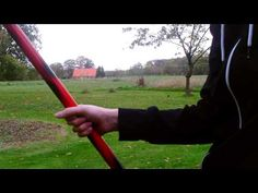learn to spin an Escrima stick within 2 minutes [english tutorial].