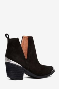 Jeffrey Campbell Cromwell Distressed Suede Boot - Boots + Booties | Back In Stock | Last Chance