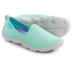 Crocs Duet Busy Day Stretch Skimmer Shoes - Slip-Ons (For Women). Zapatillas  ... 5b40d6a201