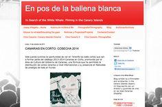 Crítica de Josep Vilageliu al catálogo 'Canarias en corto 2013-2014' http://enposdelaballenablanca.blogspot.com.es/2014/10/canarias-en-corto-cosecha-2014.html