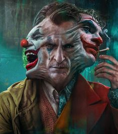 Joker® batman DC comics The beast Harley Quinn Et Le Joker, Le Joker Batman, Batman Joker Wallpaper, Joker Iphone Wallpaper, Joker Wallpapers, Gotham Batman, New Gotham, Batman Art, Batman Robin