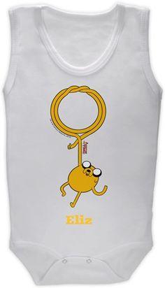 Adventure Time - Jake Kendin Tasarla - Bebek Zıbın