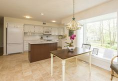 848 MILMAR RD NEWTOWN SQUARE, PA 19073, After photo of a light and bright open concept kitchen