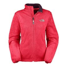Women's The North Face Osito Jacket Teaberry Pink From The North Face Price: $99.00 Comprised of an incredibly soft, silken fleece, this full zip jacket keeps female explorers warm and comfortable beneath its lavish fabric. Designed to be worn as a causal outer layer in cold weather conditions, sport the Osito Jacket on down-time around base camp, or on romps around town. #womenjacket #pinkjacket #femalejacket #jacketteaberrypink http://astore.amazon.com/buythisproduct-20/detail/B00962NJFG