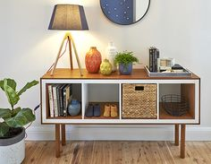 Flat Pack Hack - Console Makeover - Better Homes and Gardens - Tara Dennis