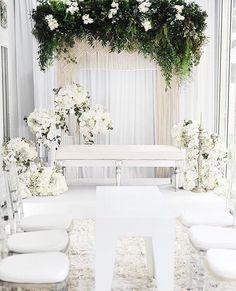 New Wedding Ceremony Seating Centerpieces 59 Ideas Wedding Backdrop Design, Wedding Stage Design, Simple Wedding Decorations, Engagement Decorations, Wedding Set Up, Garden Party Wedding, Backdrop Decorations, Simple Weddings, Wedding Things