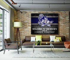 Dallas Cowboys Wall Art dallas cowboys nation - att stadium - photo print enlargement