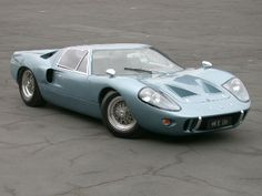 Classic Cars Review  1967 Ford GT40 MK III
