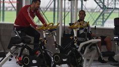 Gran noticia luego de las versiones: Rodrigo Mora volvió a entrenarse en River
