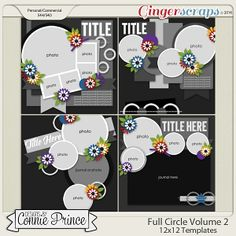 Full Circle Volume 2 - 12x12 Temps (CU Ok)