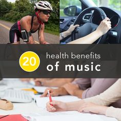 20 Surprising, Science-Backed Health Benefits of Music