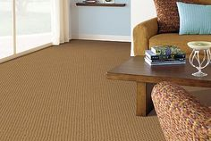"SmartStrand Carpet ""Insightful Image"" (color: Torch Light)"