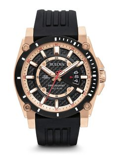 Bulova 98B152 Men's Precisionist Watch | Bulova