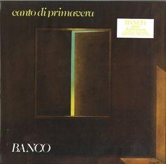 Banco - Canto Di Primavera - Limited Edition LP VINILE   Nuovo Clicca qui per acquistarlo sul nostro store http://ebay.eu/2k4v1nC