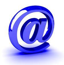 e-mail znak