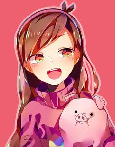 Cute Mabel!