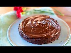 Receita de Bolo de Chocolate sem Farinha: Vídeo