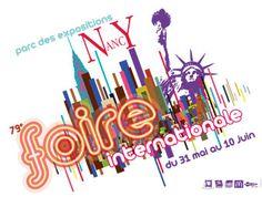 Évènement - Foire internationale Nancy 2013