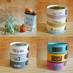 捨てる予定の空き缶を可愛くリメイクしよう! | WEBOO[ウィーブー] おしゃれな大人のライフスタイルマガジン