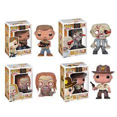 The Walking Dead 4-Pack
