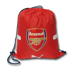 6ee68f0df0ac Puma Arsenal Graphic Carrysack Arsenal Crest