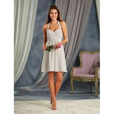 Alfred Angelo Bridesmaid Dress 7372S
