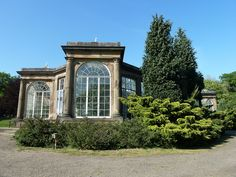 Camellia House Bretton Hall West Bretton Wakefield Yorkshire by woodytyke, via Flickr