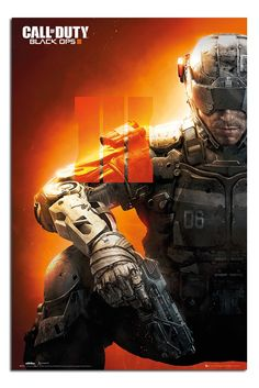 Call Of Duty Black Os 3 Poster