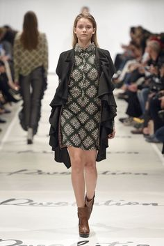 Marcel Ostertag Autumn/Winter 2017 Ready to Wear Collection | British Vogue