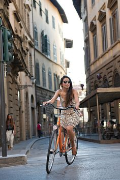 Florence Cycle Chic