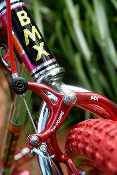 1982 Mongoose Supergoose BMX by KDFKID, via Flickr