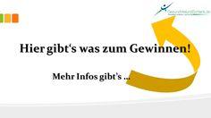 mehr Infos zum Gewinnspiel gibts auf:  http://www.facebook.com/gesundvitalundschlank    Achtung - die Aktion läuft nur bis Ende April 2013!