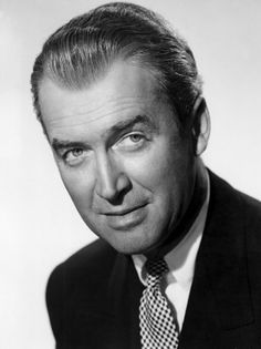 Jimmy Stewart (May 20, 1908 – July 2, 1997)