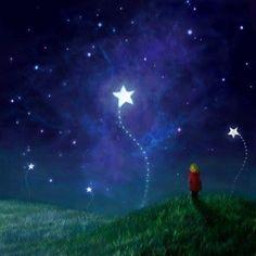 Moon beams and sweet dreams