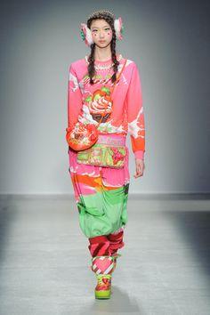 Manish Arora at Paris Fashion Week Fall 2014 - StyleBistro