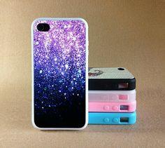 Glitter I phone case.9$