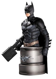Dc collectibles dark knight #rises batman with emp #rifle #movie bust,  View more on the LINK: 	http://www.zeppy.io/product/gb/2/190745322891/