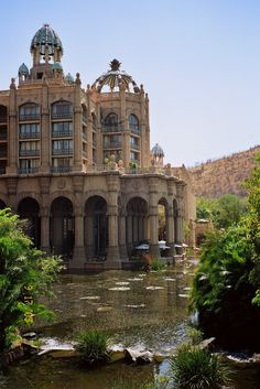 Hotel - The Palace of the Lost City, (Sun City) North West Province, South Africa. Incredible Hotel. @LeadingWineries of Napa.