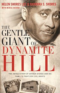 """DENISE GEORGE offers readers a glimpse of what life was like in 1960s Birmingham in the new book, The Gentle Giant of Dynamite Hill. Firsthand accounts of Arthur Shore's family describe what it was like in the midst of the civil rights mov  ement with the Klu Klux Klan threatening at every turn. A """"fast paced, easy read"""", this book will be sure to please history buffs as well as anyone who wants to know where we, as a nation have been and also where we can go."""