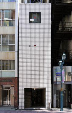 BIG IN JAPAN #2 - Japansk klinke arkitektur - Klink